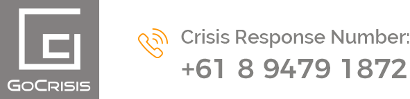 Crisis and Emergency Management Retina Logo